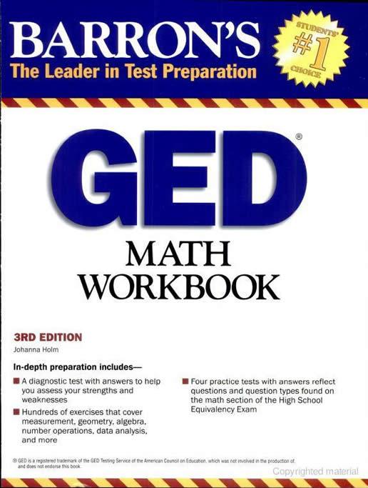Ged science workbook pdf