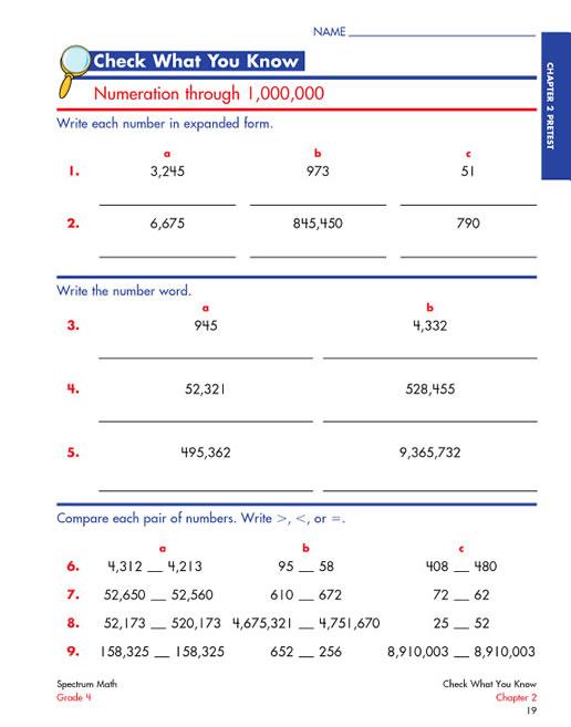 spectrum science grade 4 pdf