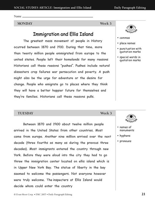 Home » Products » Daily Paragraph Editing Grade 7 » Preview