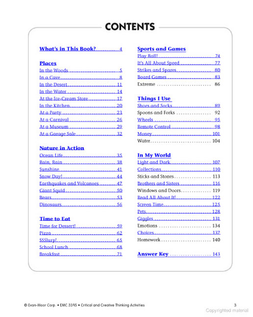 critical and creative thinking activities grade 5 Critical and creative thinking activities, grade 1 (enhanced ebook) for ages: 5-7 critical and creative thinking activities, grade 3 (enhanced ebook) for ages: 8-10.