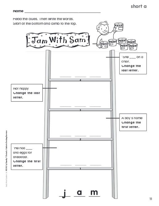 daily word ladders grades k 1 pdf