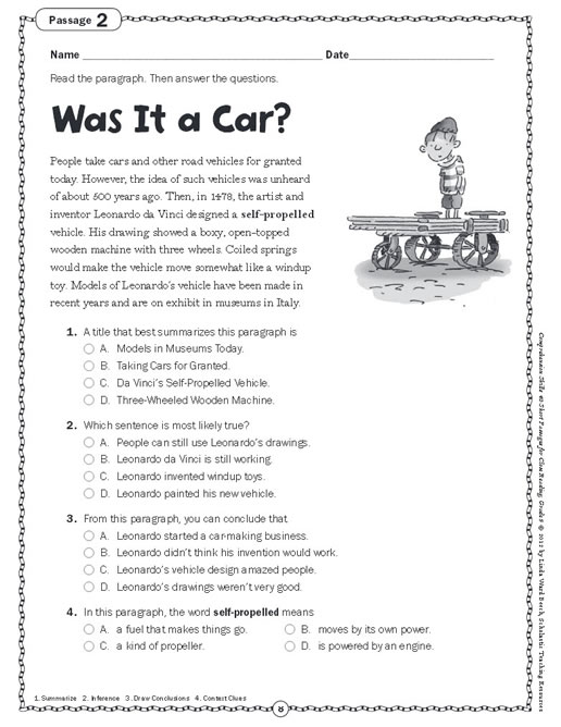Worksheets Examples Short Story For Grade Three With Exercises printables short stories for grade 1 joomsimple thousands of 1st reading comprehension worksheets worksheet stories