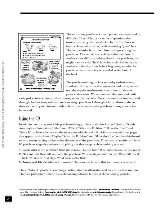 mathematics problem solving for grade 3 math worksheets. Black Bedroom Furniture Sets. Home Design Ideas