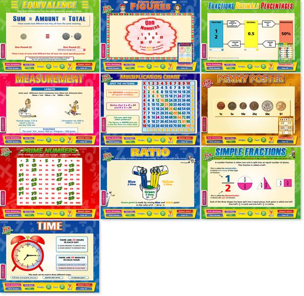 For Teens Math Software 36
