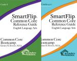SmartFlip Common Core Reference Guides for ELA