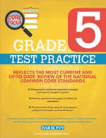 Core Focus Test Practice Workbook Series