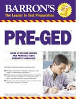 Barron's PRE-GED and GED