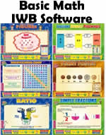 Basic Math IWB Software