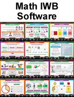Middle/High School Mathematics Interactive Whiteboard Software