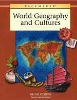 Pacemaker World Geography and Cultures Textbook