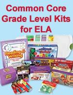 Common Core Grade Level Kits for ELA