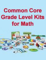 Common Core Grade Level Kits for Math