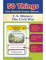 50 Things You Should Know About U. S. History