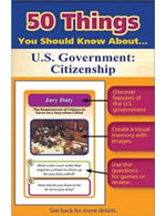 50 Things You Should Know About U. S. Government