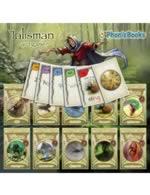 Talisman Game Card Set