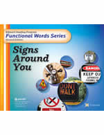 Edmark Reading Program Functional Words Series