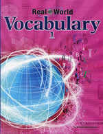 Real World Vocabulary Resources