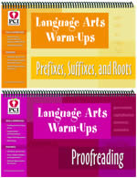 Language Arts Warm-Ups