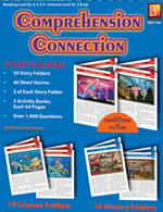 Comprehension Connection Story Folders