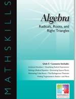 Algebra IWB Units