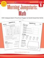 Morning Jumpstarts: Math Grade 1