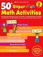 50  Super-Fun Math Activities