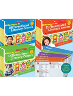 ReadyToGo Differentiated Literacy Centers