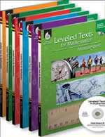 Leveled Texts for Math