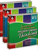 Strategies for Higher Order Thinking Skills
