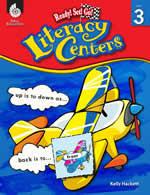 Ready Set Go Literacy Centers
