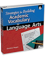 Strategies for Building Academic Vocabulary Series
