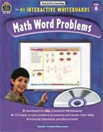 Interactive Math Word Problems
