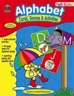 Alphabet: Cards, Games