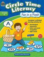 Circle Time Literacy: Fun in a Flash