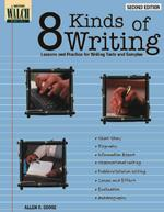 8 Kinds of Writing