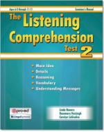 LCT-2: The Listening Comprehension Test 2