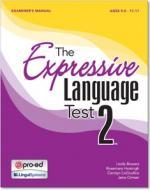 ELT-2: The Expressive Language Test 2