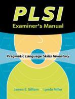 PLSI: Pragmatic Language Skills Inventory