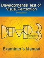 DTVP-3: Developmental Test of Visual Perception-Third Edition