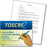 TOSCRF-2: Test of Silent Contextual Reading Fluency-Second Edition