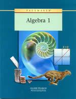 Pacemaker Algebra 1 Textbook