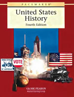 Pacemaker United States History Classroom Set with Resource Binder on CD-ROM