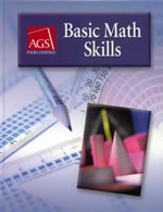 Basic Math Skills Hardcover Textbook