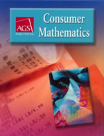 Consumer Mathematics Hardcover Textbook
