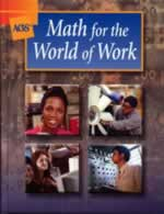 Math for the World of Work