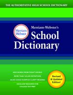 Merriam-Webster's School Dictionary ©2015