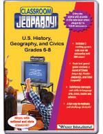 Classroom Jeopardy! Pre-Programmed Game Cartridges