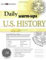 Daily Warm-Ups: U.S. History