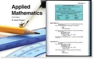 Applied Mathematics by R. Jesse Phagan (2010, Hardcover)