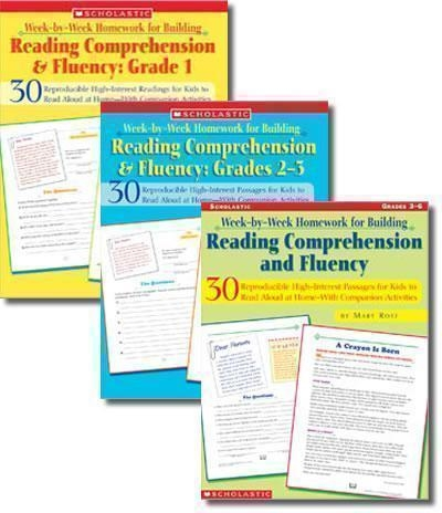 Three Reading Practice Exercises